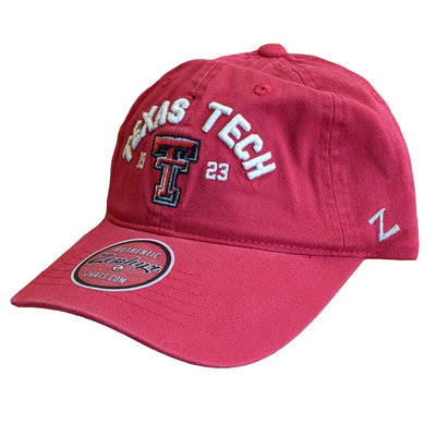 Zephyr Frisco Red Arch Cap