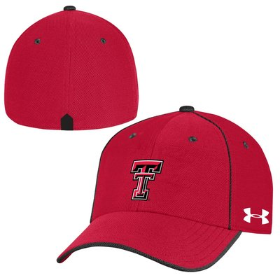 Under Armour Blitzing Accent Stretch Fit Cap - 3 Color Options