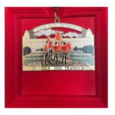 Official Saddle Tramps Ornament 2020