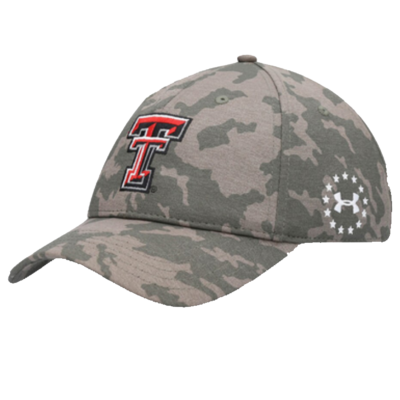 Under Armour Military Appreciation Camo Cap