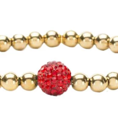 Rustic Cuff Ireland Mini Bead Bracelet