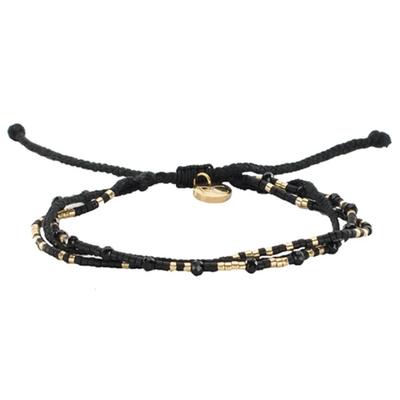 Rustic Cuff Gloria Rope Braid Bracelet