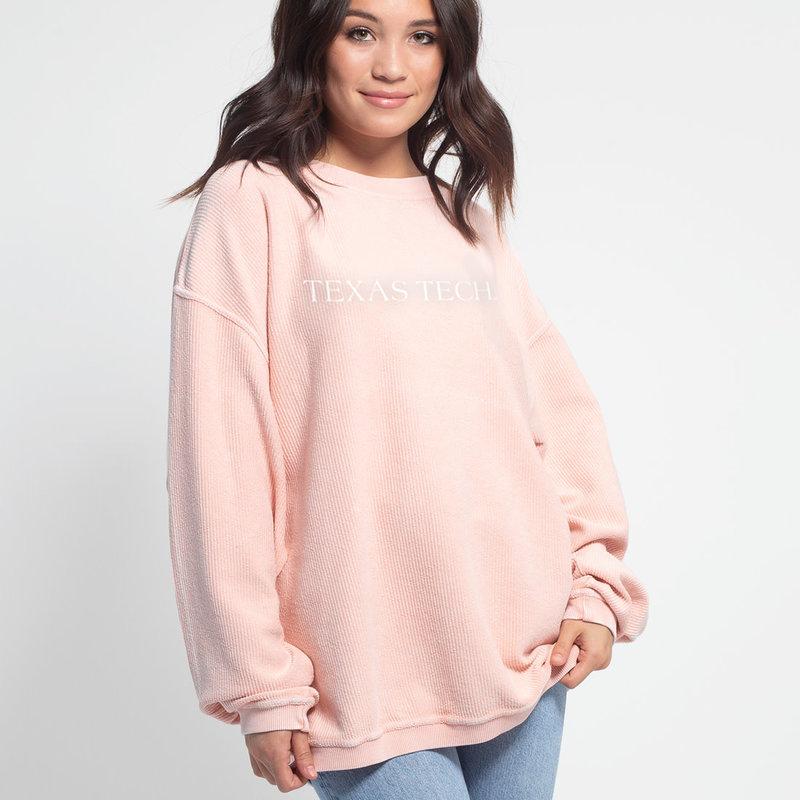 Corded Sweatshirt