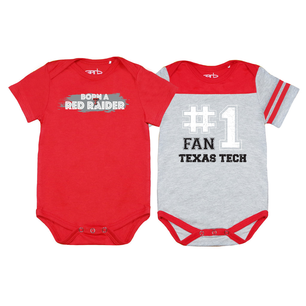 Tommy Infant Onesie 2 Pack