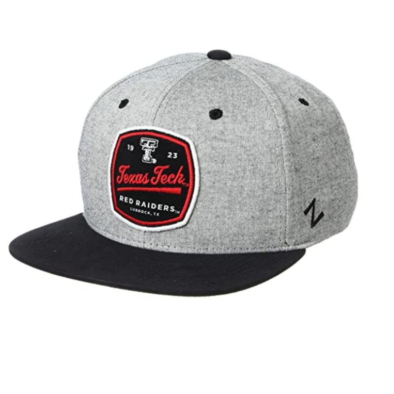 Zephyr Montpelier Suit Grey Flatbill Cap