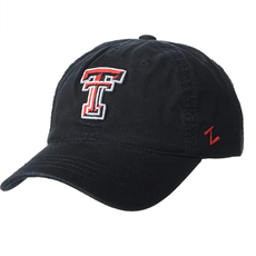 Zephyr Concord Zizag Double T Black Cap