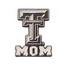 Auto Emblem Double T Mom