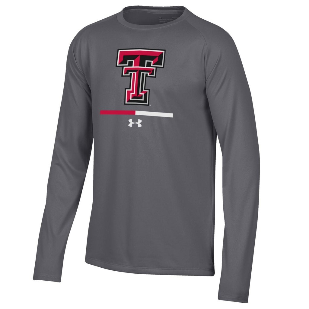 Under Armour Double T Youth Long Sleeve Tee