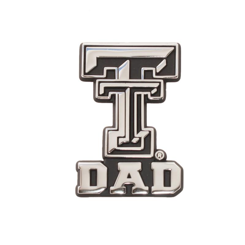 Auto Emblem Double T Dad