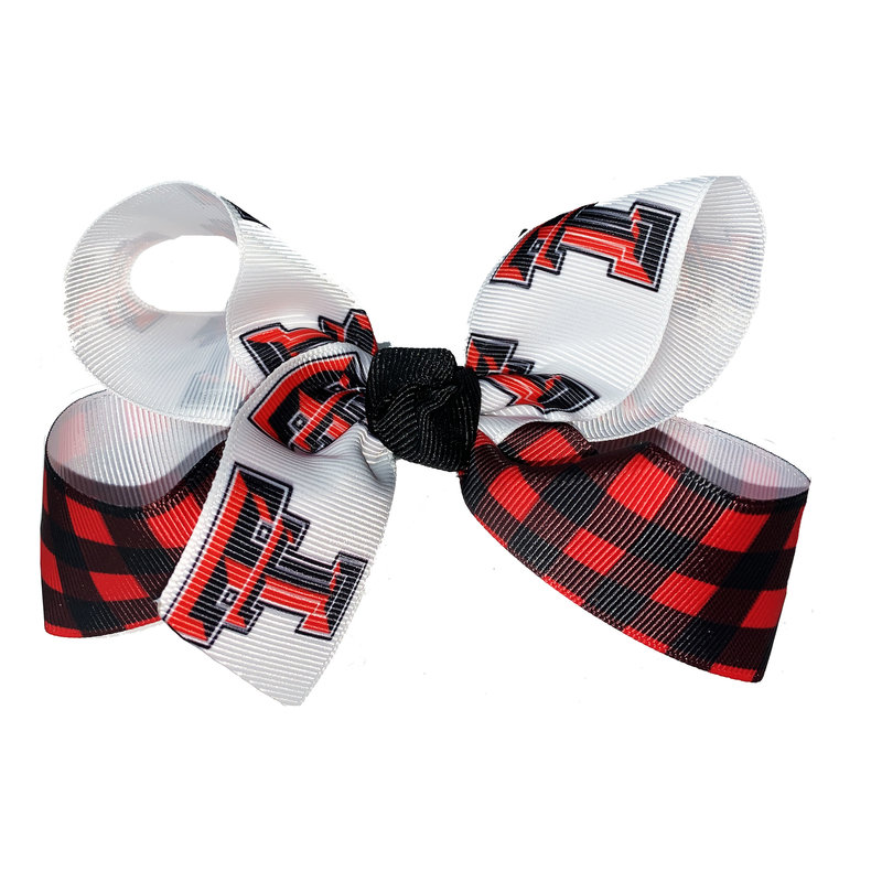 Three Sisters Large Hair Bow