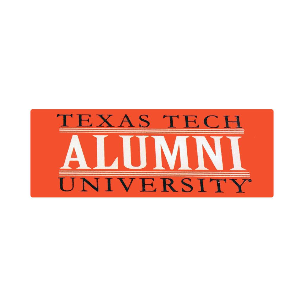 Alumni Rectangle Keychain With Mirror