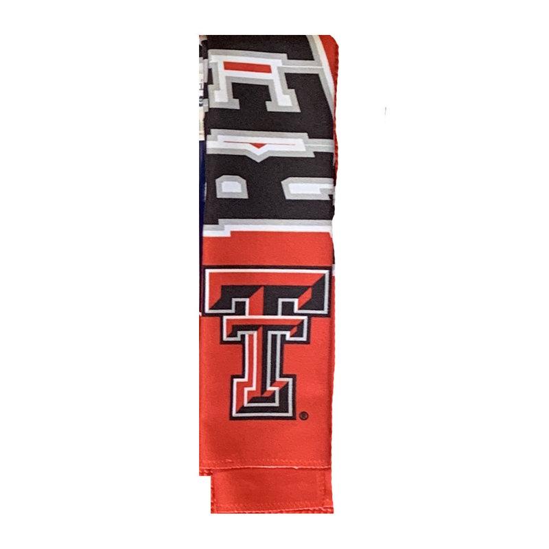 8x30 Texas Tech Cooling Towel