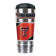 Stainless Steel 18oz Travel Mug with Metallic Graphics