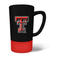 Coffee Mug with Ceramic Base - 18oz Black