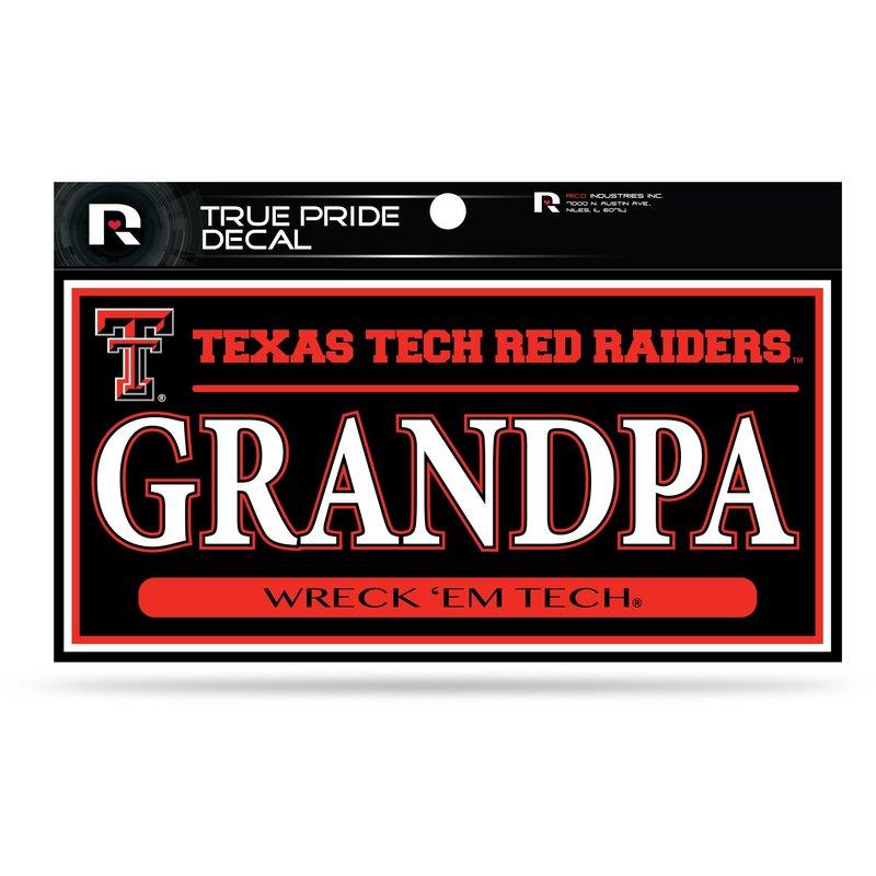 True Pride Grandpa Decal 3x6