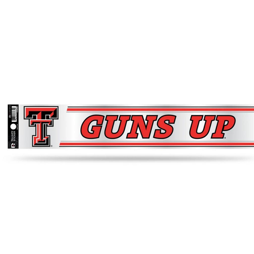 Guns Up 3x17 Decal