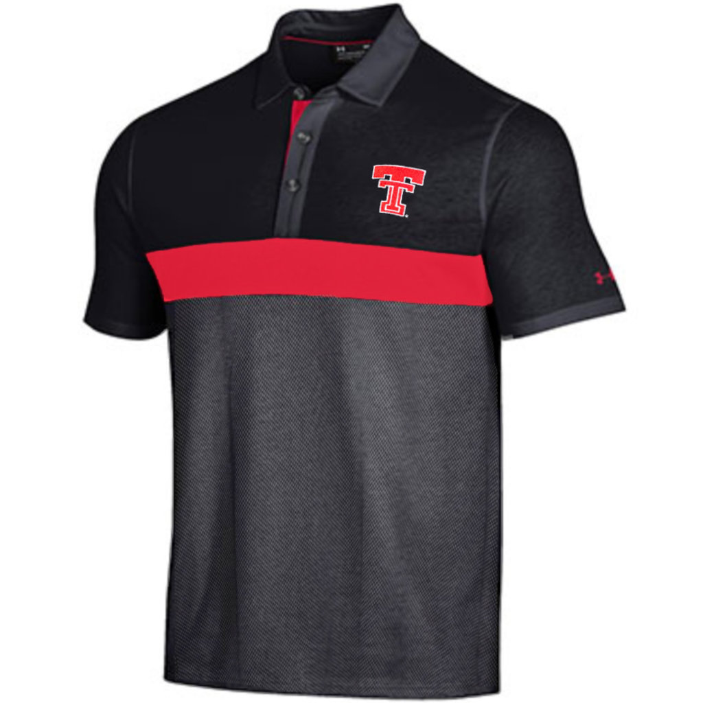 Under Armour Skybox Polo with Retro Double T