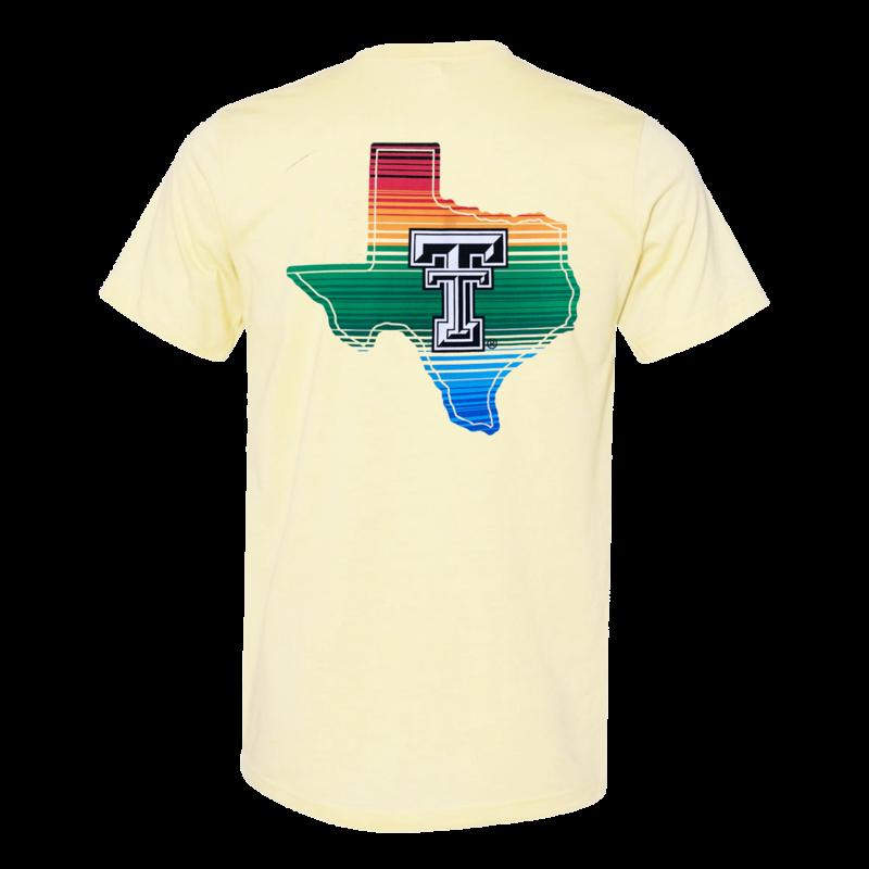 Texas Sarape Short Sleeve Tee