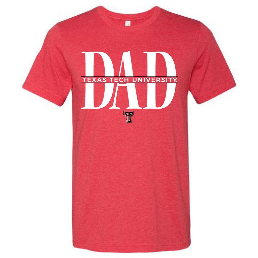 Dad Split Short Sleeve Tee