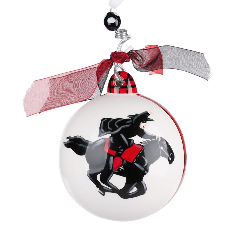Masked Rider Ornament