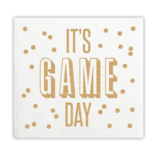It's Game Day Napkin - 20 count