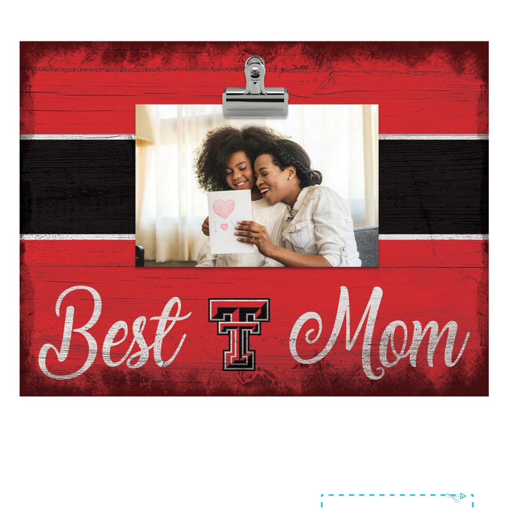 Best Mom Picture Clip Frame