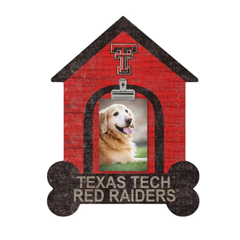 Dog House Shaped Picture Clip Frame