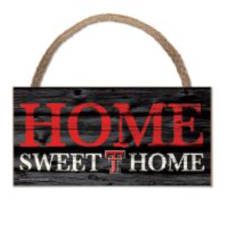 Home Sweet Home Wood Sign 5x10