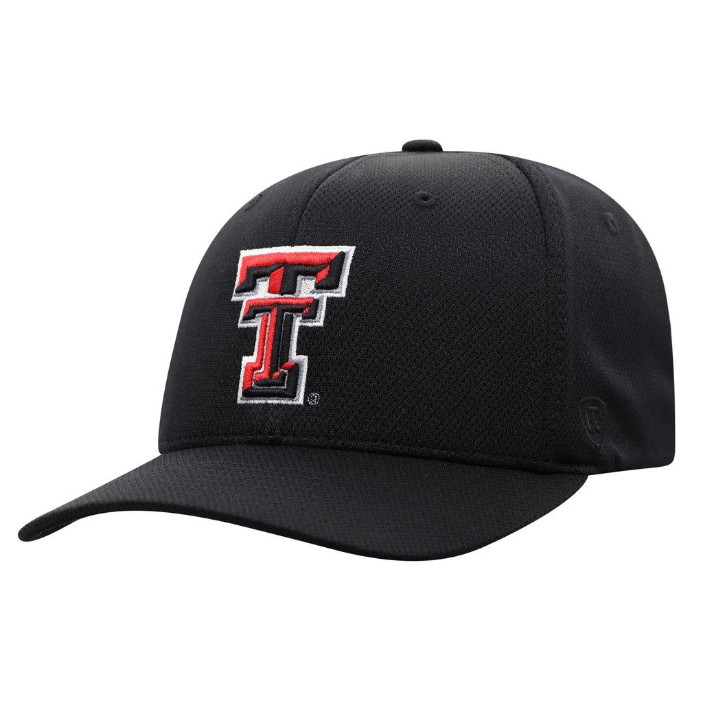 Reflex One Fit Black Hybrid Cap