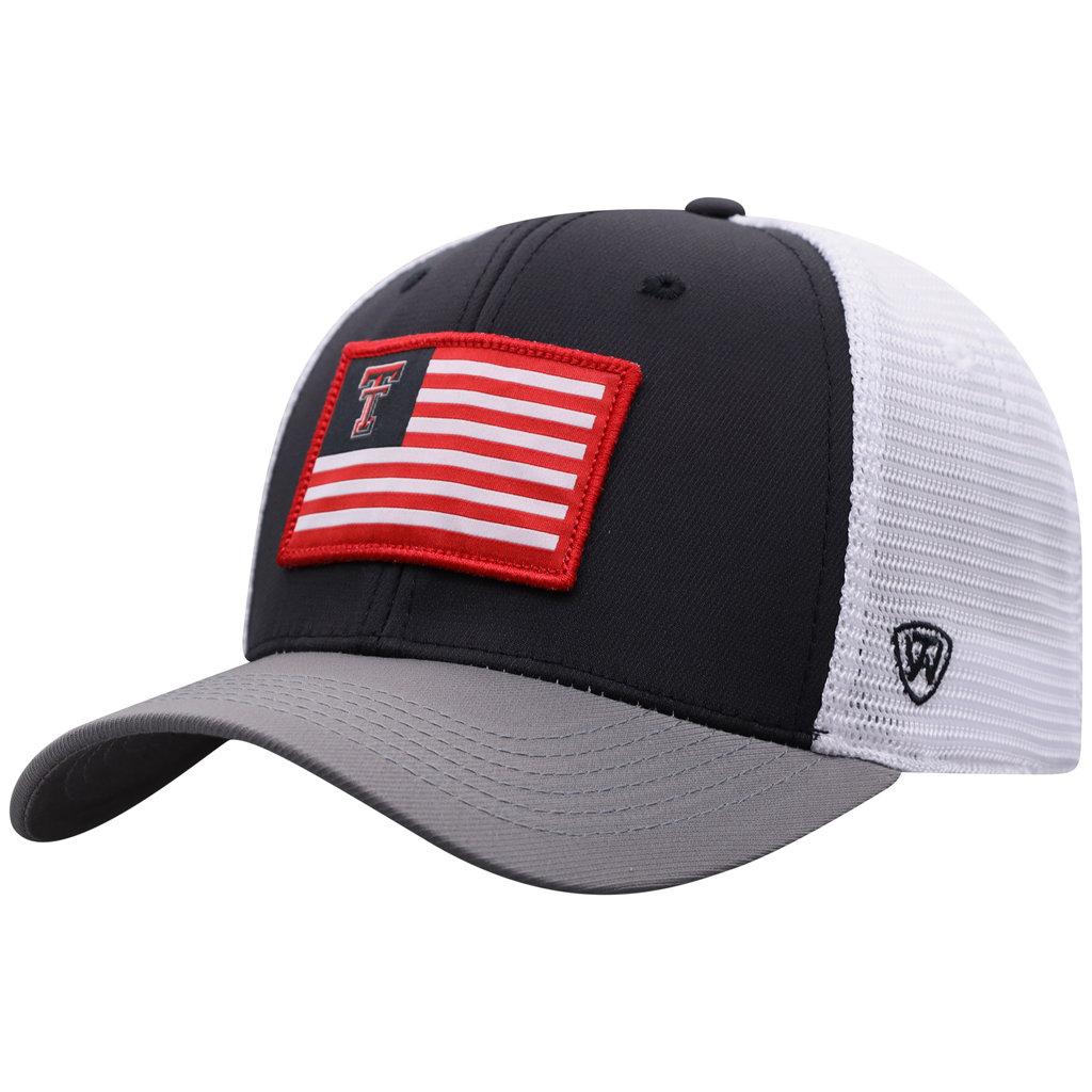 Pedigree Tech Flag Adjustable One Fit Cap