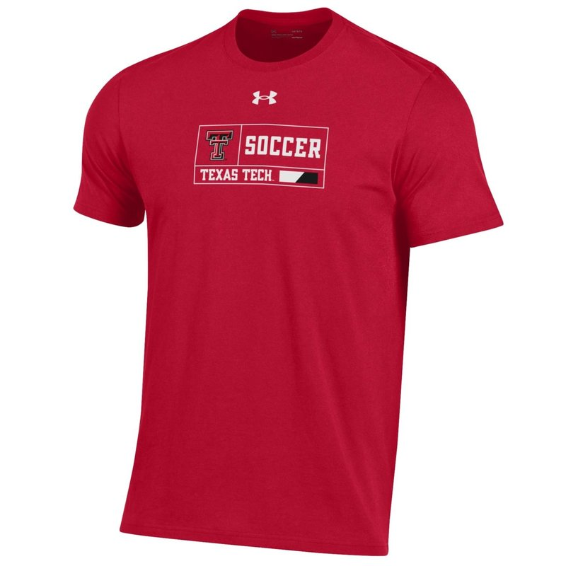 Under Armour Soccer Box Short Sleeve Tee