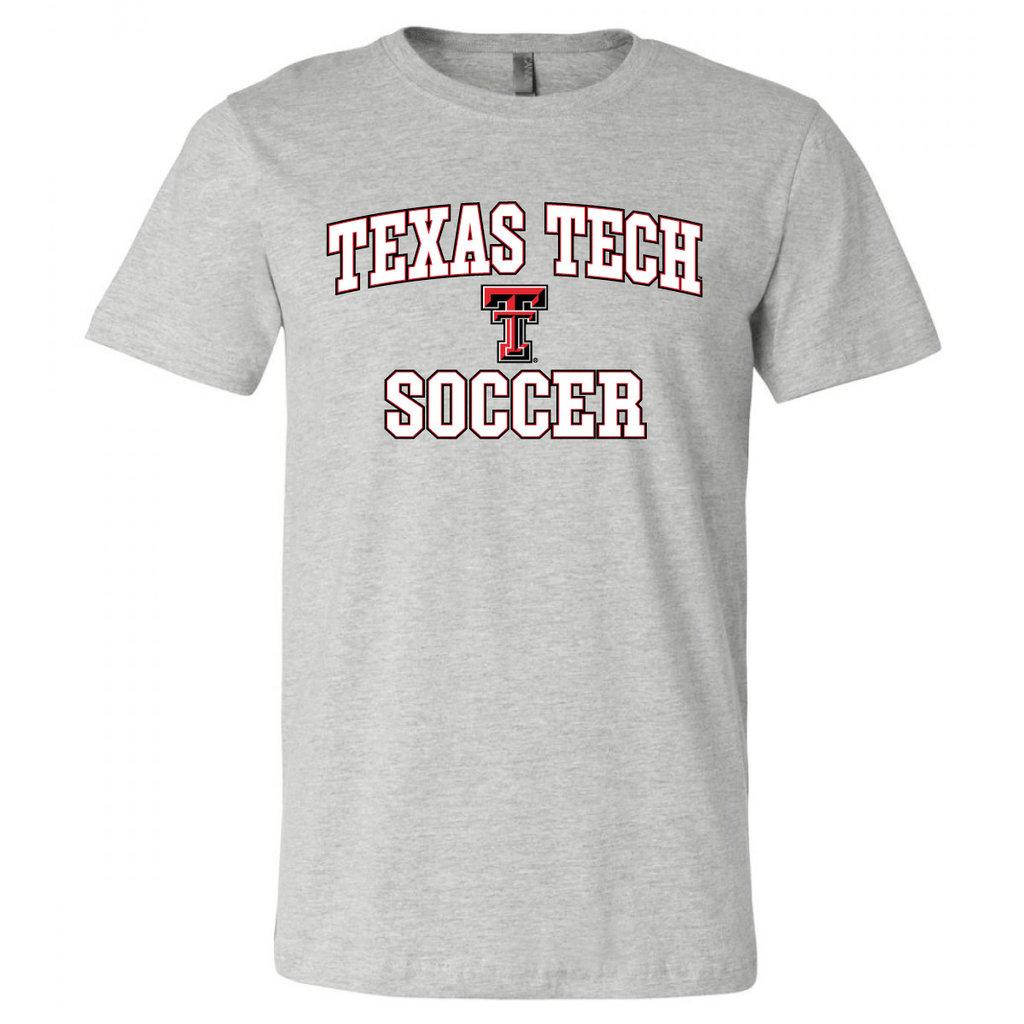 Outline Soccer Arch Short Sleeve Tee