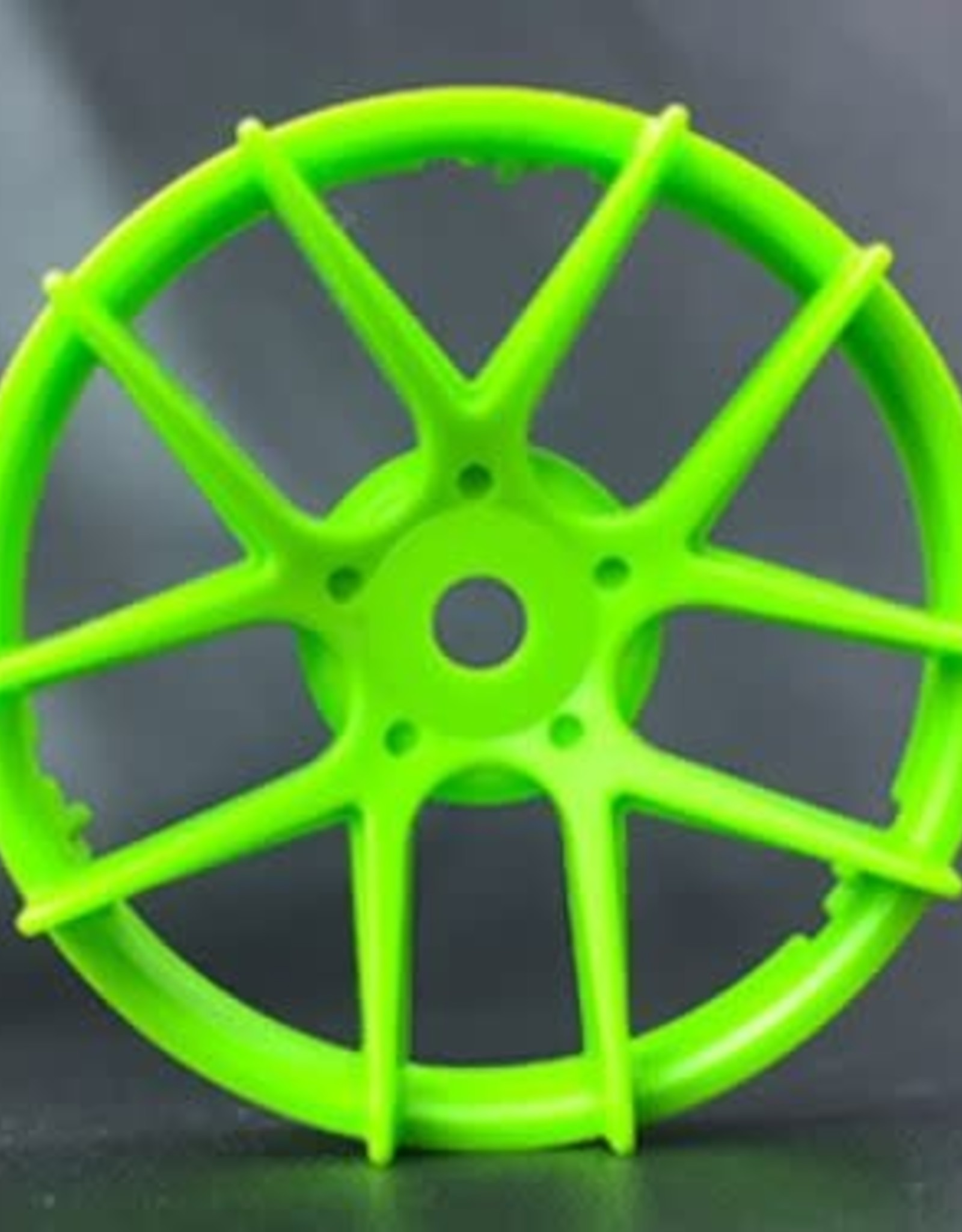 Tetsujin TT-7545 Super Rim Jasmine Green Disks 2pcs. by Tetsujin
