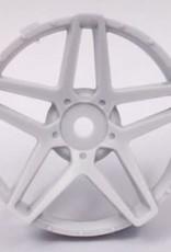 Tetsujin TT-7556 Super Rim Southern Cross White Disks 2pcs. by Tetsujin