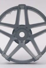 Tetsujin TT-7559 Super Rim Southern Cross Gray Disks 2pcs. by Tetsujin