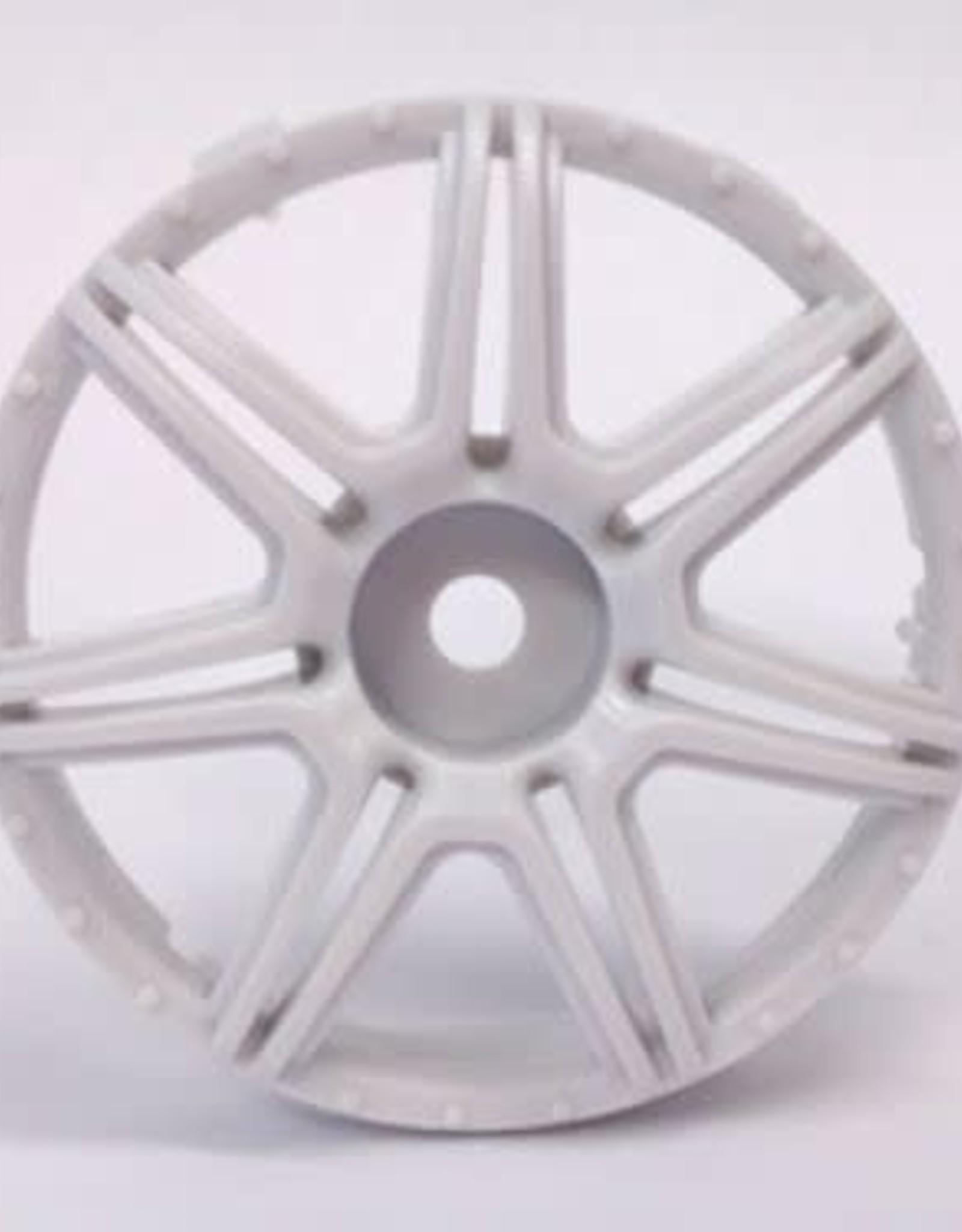 Tetsujin TT-7565 Super Rim Marguerite White Disks 2pcs. by Tetsujin