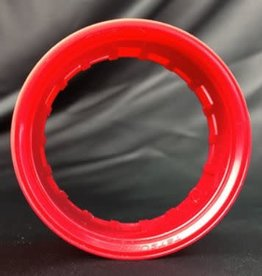 Tetsujin TT-7578 Super Rim Rim Hot Red 2pcs. by Tetsujin