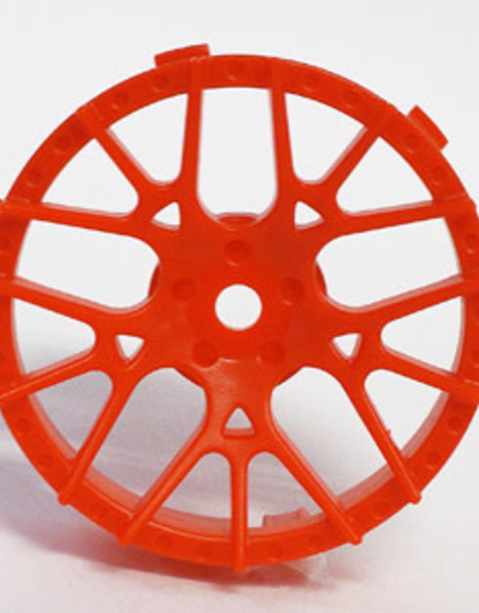 Tetsujin TT-7603 Super Rim Lycoris Red Disks 2pcs.  by Tetsujin