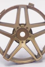 Tetsujin TT-7628 Super Rim Southern Cross Gold Disks 2pcs. by Tetsujin
