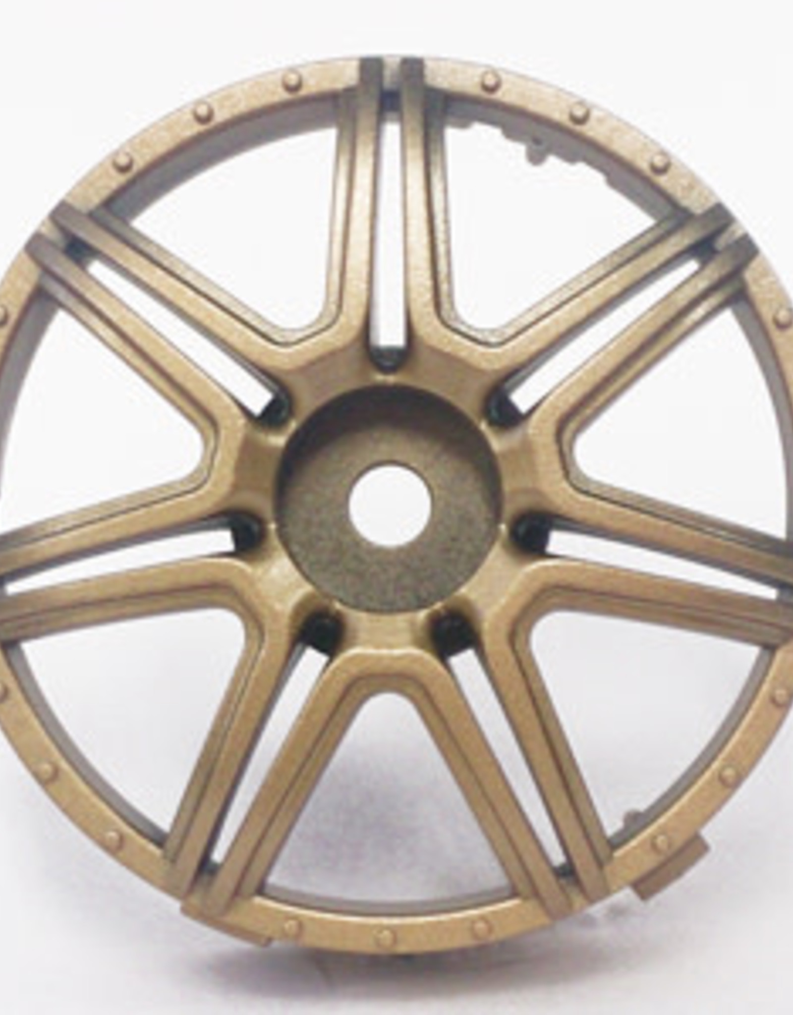 Tetsujin TT-7629 Super Rim Marguerite Gold Disks 2pcs. by Tetsujin