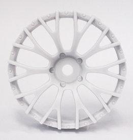 Tetsujin TT-7630 Super Rim Daisy White Disks 2pcs. by Tetsujin