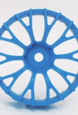 Tetsujin TT-7632 Super rim Daisy Blue Disks 2pcs. by Tetsujin