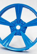 Tetsujin TT-7640 Super Rim Mandarin Blue Disks 2pcs. by Tetsujin