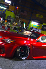 Tetsujin TT-7704 Lexus RC F Clear Lexan Body by Tetsujin