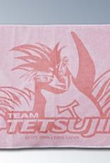 Tetsujin TT7906 Team Tetsujin Pit Towel 3 x 2 feet - Tetsujin