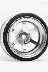 Scale Dynamics SCD10126 V16D 6 spoke offset 13mm Aluminum Silver 10126 by Scale Dynamics