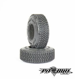 Pitbull PB9010NK - PITBULL - 1.9 PBX A/T HARDCORE SCALE RC TIRES (ALIEN KOMPOUND )