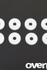 OVERDOSE OD1243 PTFE SHOCK PISTON SET (DRB-DIB-0.6X3-0.7X3-0.8X3) - OVERDOSE OD1243