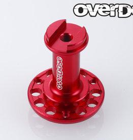OVERDOSE RIGID AXLE BODY /DIVALL /RED - OVERDOSE OD1744