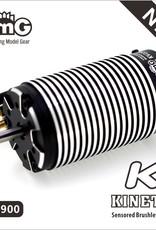 OmG OMGkinetic-4274-1900KV Kinetic 1:8 Offroad Brushless Motor (1900 kv) - RCOMG kinetic-4274-1900KV